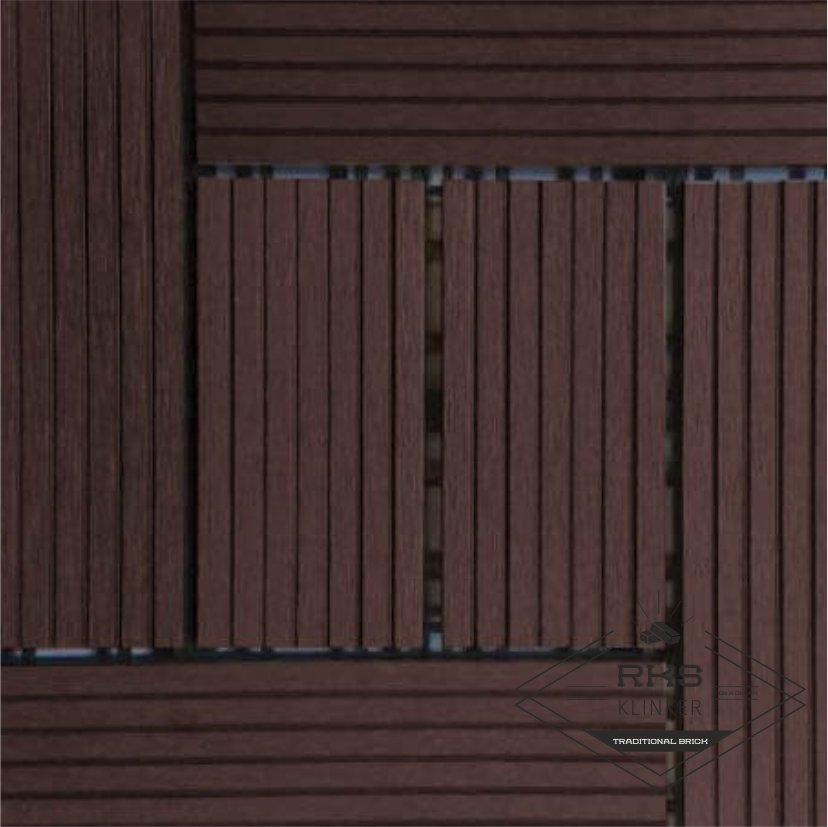 Садовый паркет CM-Decking (СиЭм-Декинг), серия CLASSIC, Венге в Краснодаре